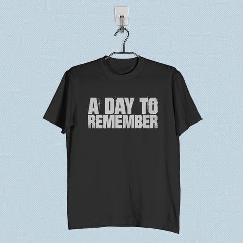 Men T-Shirt - A Day to Remember