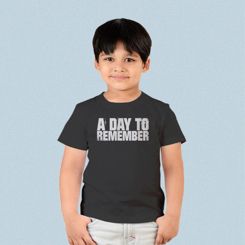Kids T-shirt - A Day to Remember
