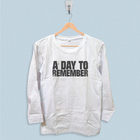 Long Sleeve T-shirt - A Day to Remember