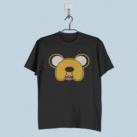 Men T-Shirt - Adventure Time Finn Face