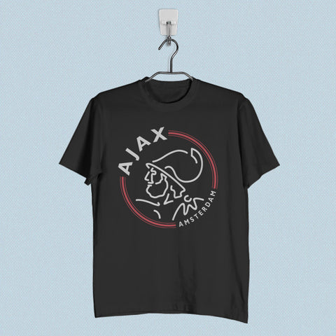 Men T-Shirt - Ajax Amsterdam Logo