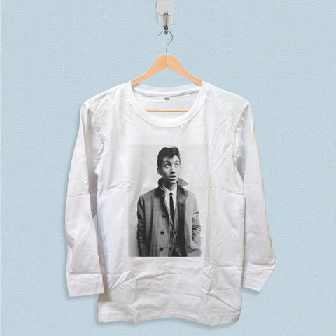 Long Sleeve T-shirt - Alex Turner for Another Man