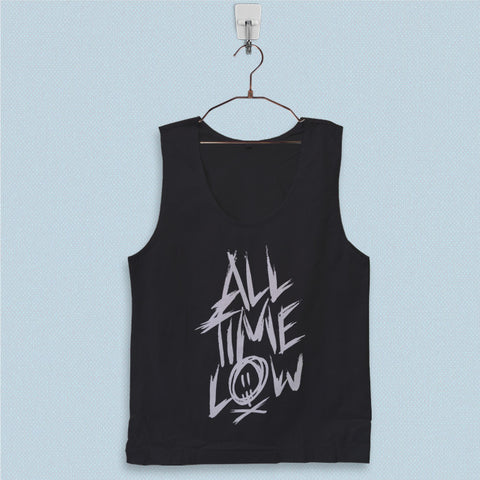 Men's Basic Tank Top - All Time Low