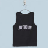 Men's Basic Tank Top - All Time Low Logo