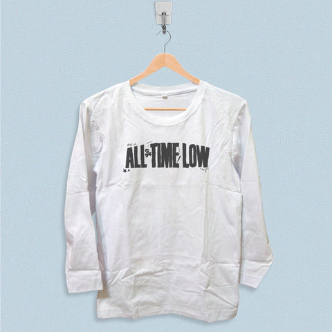 Long Sleeve T-shirt - All Time Low Logo