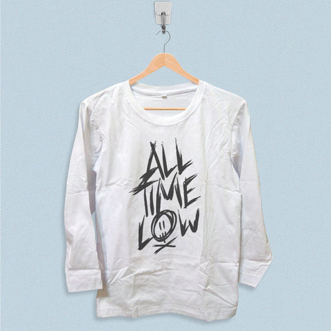Long Sleeve T-shirt - All Time Low