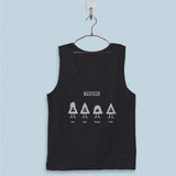 Men's Basic Tank Top - Bastille Triangle