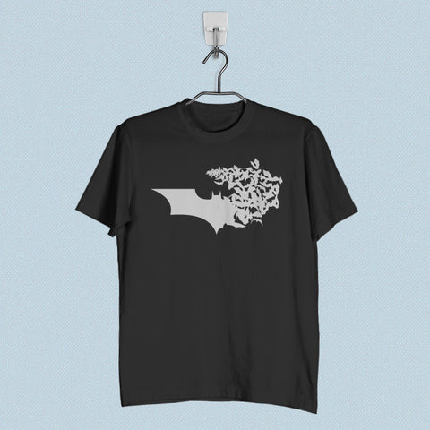 Men T-Shirt - Batman Splatter