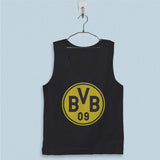 Men's Basic Tank Top - Borussia Dortmund Logo
