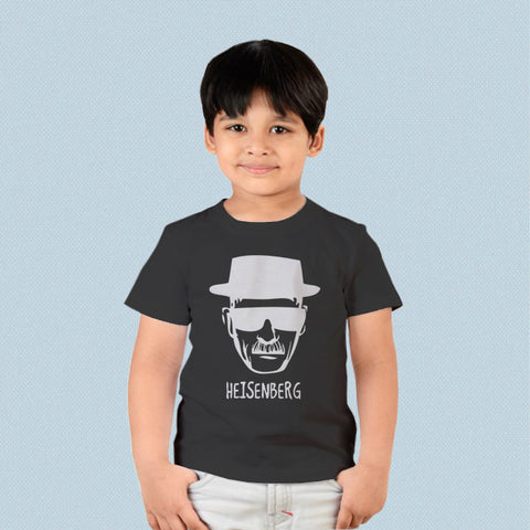 Kids T-shirt - Breaking Bad Heisenberg