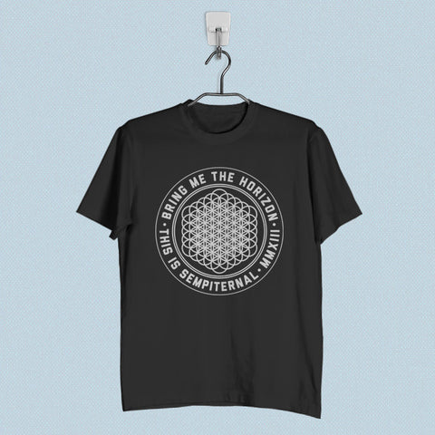 Men T-Shirt - Bring Me The Horizon This is Sempiternal