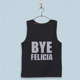 Men's Basic Tank Top - Bye Felicia