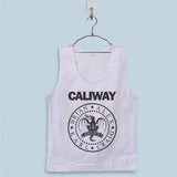 Men's Basic Tank Top - Caliway Dragon Logo