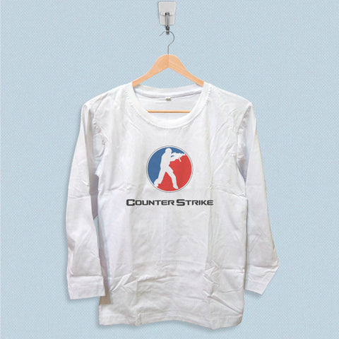 Long Sleeve T-shirt - Counter Strike