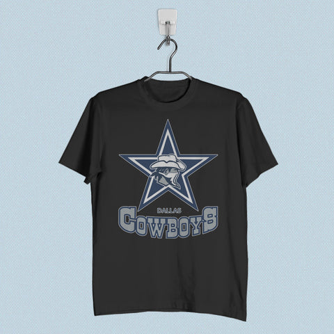 Men T-Shirt - Dallas Cowboys Logo
