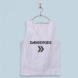 Men's Basic Tank Top - Dangerkids Logo