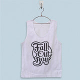 Men's Basic Tank Top - Fall Out Boy