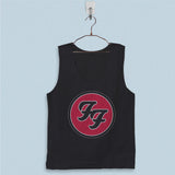 Men's Basic Tank Top - Foo Fighters Logo