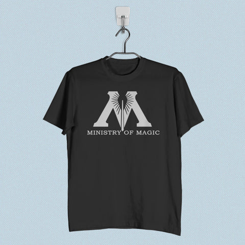 Men T-Shirt - Harry Potter Decal Ministry of Magic