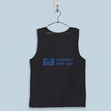 Men's Basic Tank Top - Harry Potter HP Parody Logo