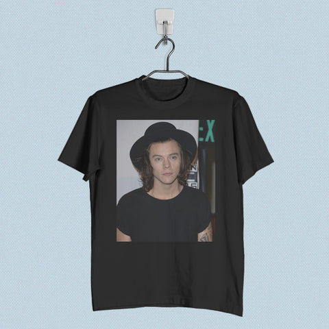 Men T-Shirt - Harry Styles One Direction