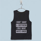 Men's Basic Tank Top - Hayes Grier Magcon