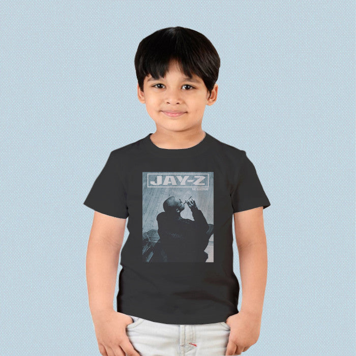 Kids T Shirt Jay Z The Blueprint Teeshopee