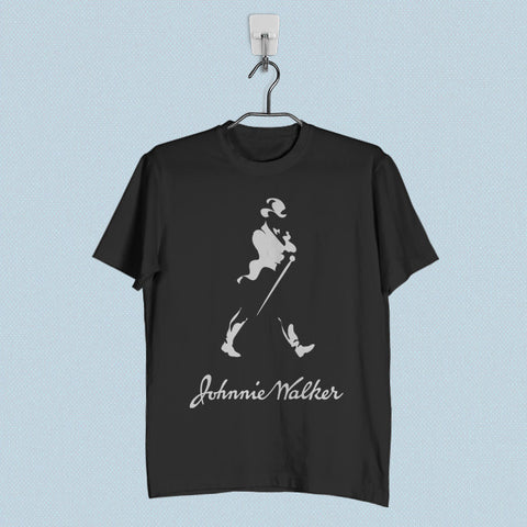 Men T-Shirt - Johnnie Walker Logo