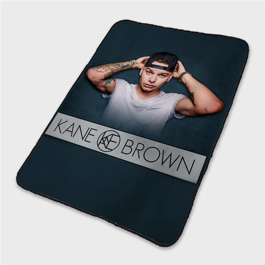 Kane Brown Deluxe Edition Kane Brown: Kane Brown Deluxe Edition Fleece Blanket
