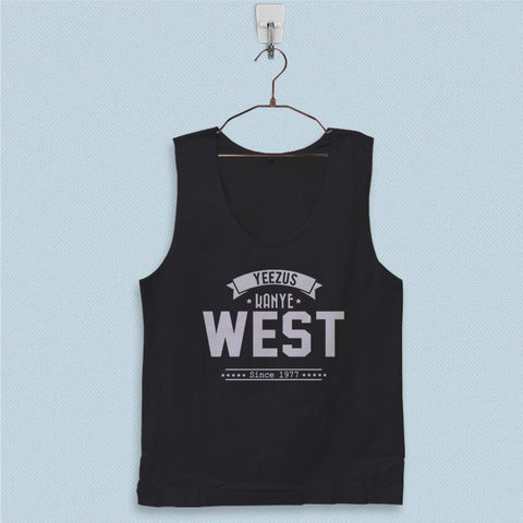 Men's Basic Tank Top - Kanye West Yeezus