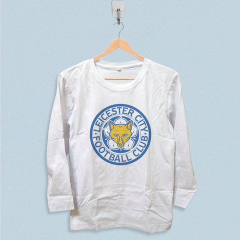 Long Sleeve T-shirt - Leicester City FC