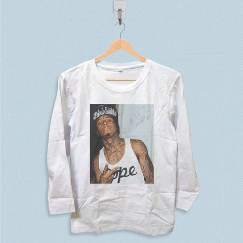 Long Sleeve T-shirt - Lil Wayne
