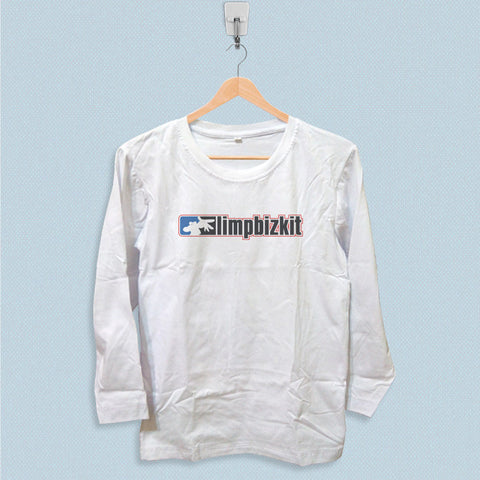 Long Sleeve T-shirt - Limp Bizkit Logo
