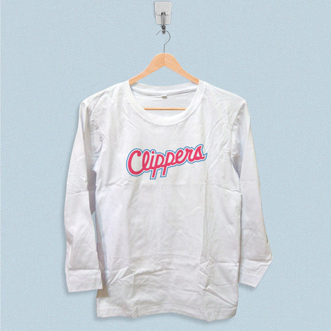 Long Sleeve T-shirt - Los Angeles Clippers