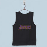 Men's Basic Tank Top - Los Angeles Lakers