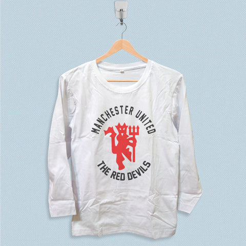 Long Sleeve T-shirt - Manchester United The Red Devils