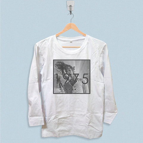 Long Sleeve T-shirt - Matt Healy The 1975
