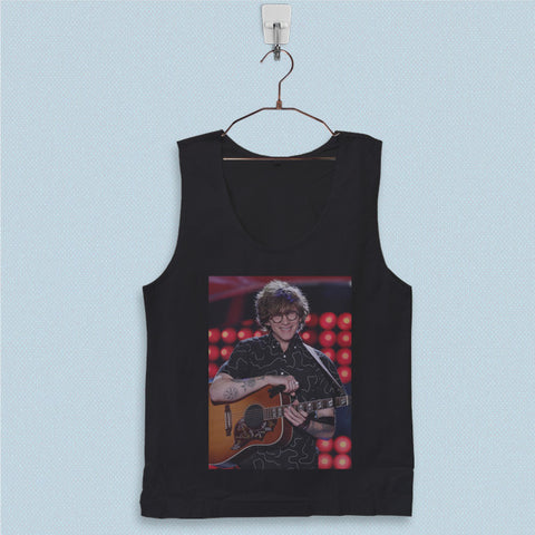 Men's Basic Tank Top - Matt McAndrew The Voice