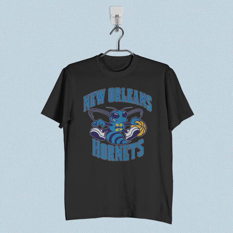 Men T-Shirt - New Orleans Hornets