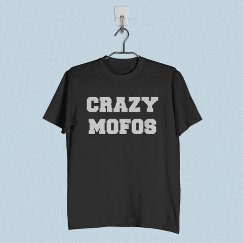 Men T-Shirt - Niall Horan Crazy Mofos