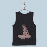 Men's Basic Tank Top - Nicki Minaj Anaconda