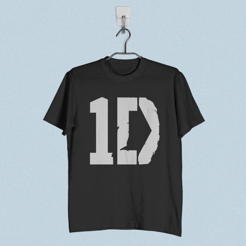 Men T-Shirt - One Direction Logo