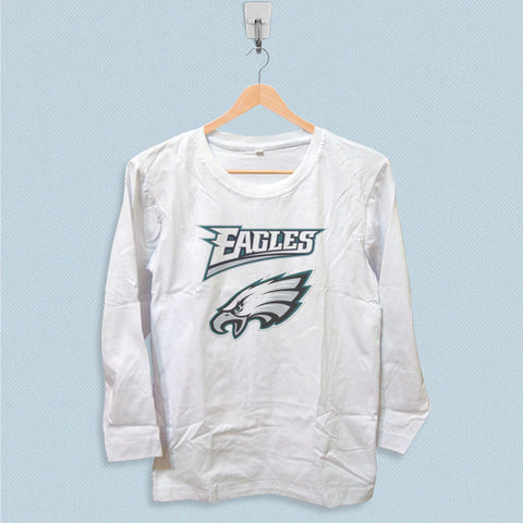 Long Sleeve T-shirt - Philadelphia Eagles