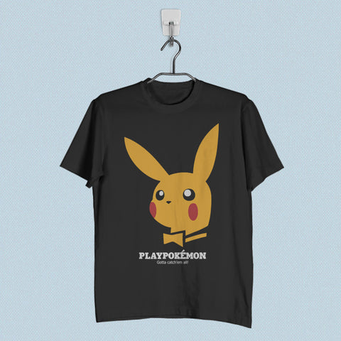 Men T-Shirt - Play Pokemon