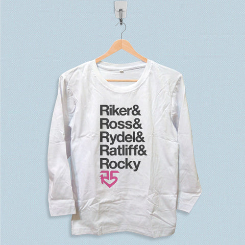 Long Sleeve T-shirt - R5 Band