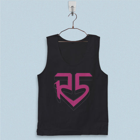 Men's Basic Tank Top - R5 Logo