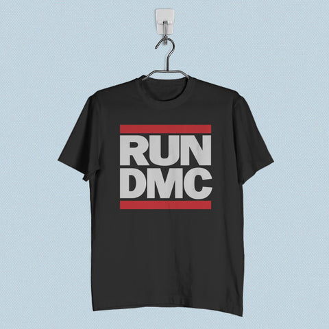 Men T-Shirt - Run DMC Logo