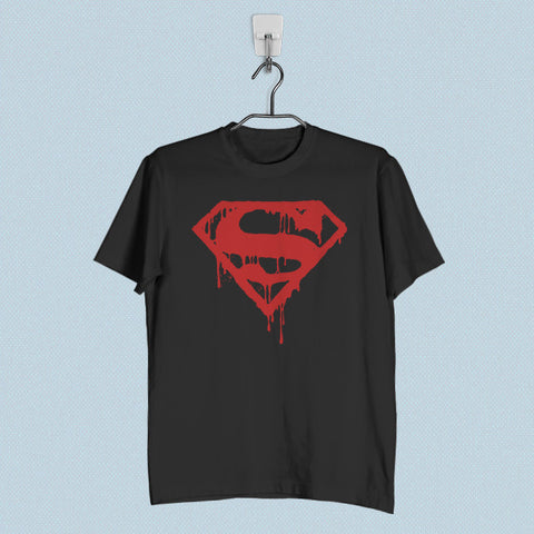 Men T-Shirt - Superman Logo