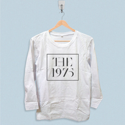 Long Sleeve T-shirt - The 1975