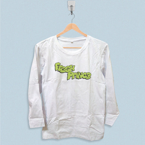 Long Sleeve T-shirt - The Fresh Prince of Bel Air